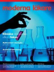 Moderna Läkare #4, 2011 som pdf - Sveriges läkarförbund