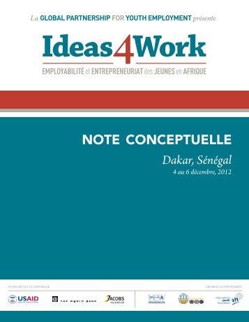NOTE CONCEPTUELLE - IYFLive.net