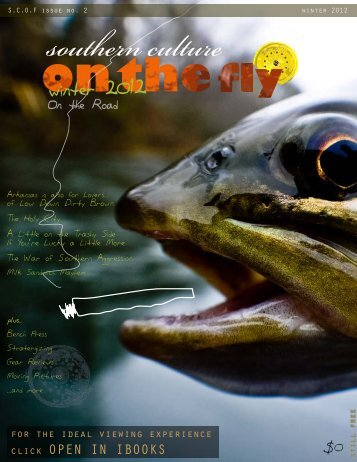 Southern Culture on the Fly - winter 2012 - issue NO. 2