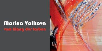 Marina Volkova - Kunstverein Hockenheim