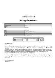 husdyrgodkendelse.dk Ansøgningsskema - Sønderborg
