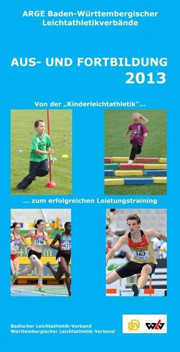 Badischer - Württembergischer Leichtathletikverband