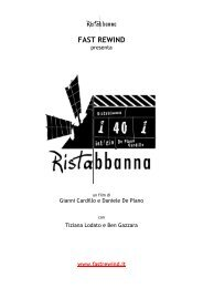 press book ristabbanna 2010