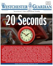 Westchester Guardian October 28, 2010 Edition - Typepad