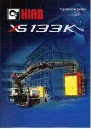Prospekt HIAB XS 133K