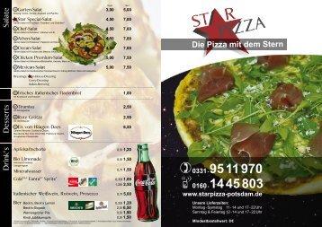 5,00 - Starpizza-Potsdam