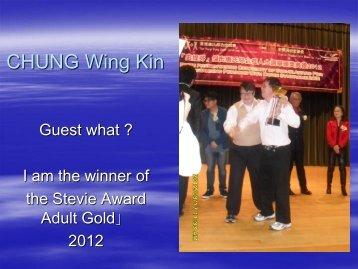 Chung Wing Kin