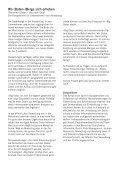 (Daten-)Berge sich erheben - Datenschutzbeauftragter - Kanton Zürich - Seite 2