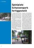 Gastronomie in der Sternschanze BARRIEREN - Seite 6