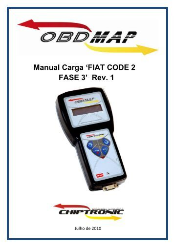 FIAT CODE 2 FASE 3 - OBDMAP