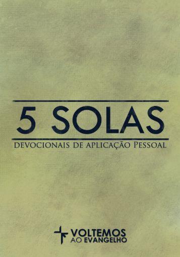 5 Solas- Voltemos ao Evangelho.pdf