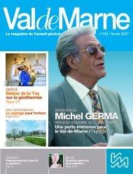 ValdeMarne n°233 - Conseil général du Val-de-Marne