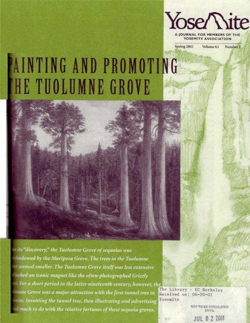HINTING AND PROMOTING HE TUOLUMNE ... - Yosemite Online