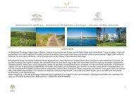 Hotelinformationen für die Presse ... - Strandhotel Ostsee