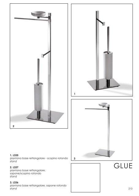 Oml Accessori Da Bagno.1 3 Glue 212 2 1 L335q P
