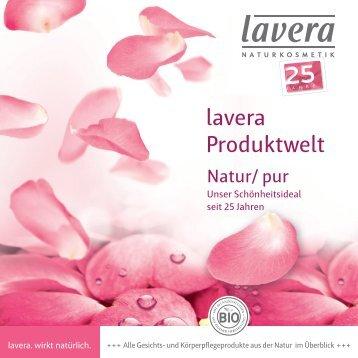 Garantie - Lavera