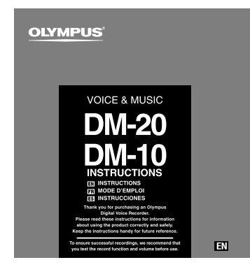 2 - Olympus America