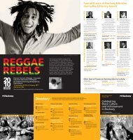 Directory - Black History Month