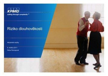 Riziko dlouhověkosti_final_2.pdf - Česká společnost aktuárů