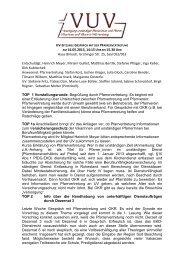 16.05.2013 (pdf) Gespräch mit der Pfarrvertretung - VUV
