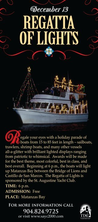 REGATTA OF LIGHTS - sapvb.org