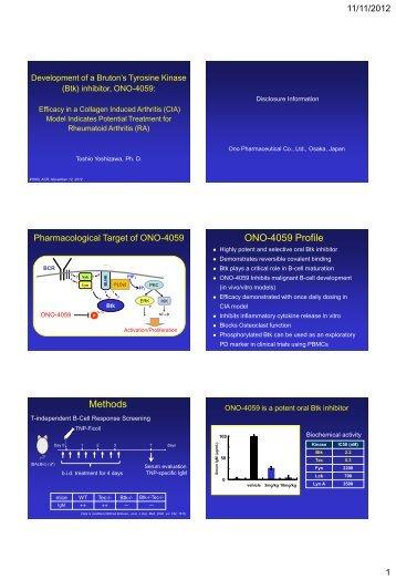 ONO-4059 Profile - Confex