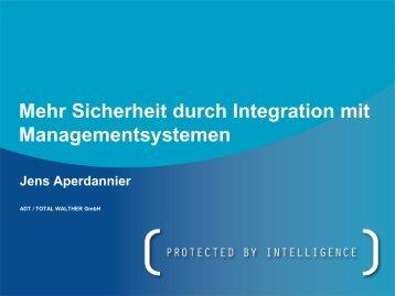 3. Integration - Security-Forum