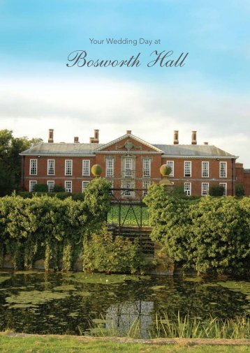 Bosworth Hall - Britannia Hotels