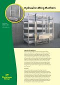 Picking lorries and shelving - Christiaens Group - Page 3