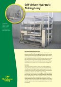 Picking lorries and shelving - Christiaens Group - Page 4