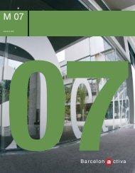 Edició 2007 (pdf 2744K) - Barcelona Activa