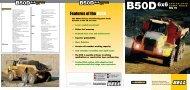 B50D - Hitachi Construction Machinery