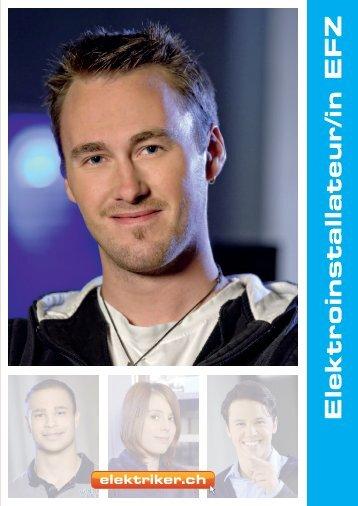 Elektroinstallateur/in EFZ - Elektriker werden