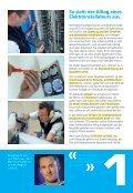 Elektroinstallateur/in EFZ - Elektriker werden - Page 6