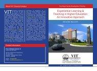 CANoe / CANalyzer - VIT University