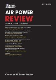 REVIEW - Air Power Studies