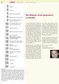 September - Oktober: Gesellschaftsrelevanz - BewegungPlus - Seite 2