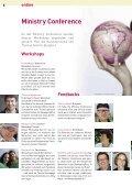 September - Oktober: Gesellschaftsrelevanz - BewegungPlus - Page 6