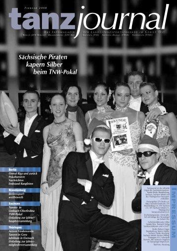 Sächsische Piraten kapern Silber - Deutscher Tanzsportverband eV
