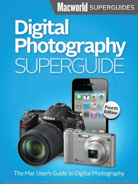 Macworld Digital Photography Superguide, Fourth ... - Take Control
