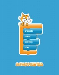 Scratch at MIT 2014 Conference Schedule