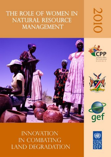 Role of Women in Natural Resource Management Conference Report