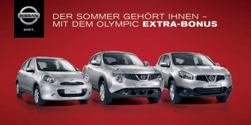 inkl. Tank- gutschein - Olympic Auto GmbH