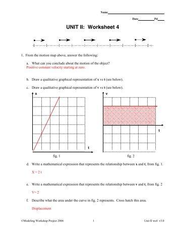Chemistry Unit 8 Worksheet 4
