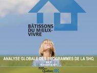 Modèle de présentation (PPT) - Générique - La Société québécoise ...