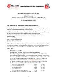 Vortrag_Homburg_auf_BV_Buehl.p - Schaeffler-Nachrichten der IG ...