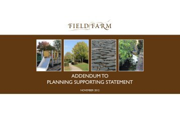 Field Farm - Planning Applications - Broxtowe Borough Council