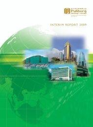 Interim Report 2009