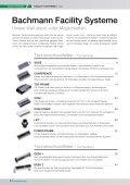 Bachmann Produktkatalog - Monitorhalterung.de - Seite 6