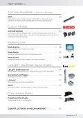 Bachmann Produktkatalog - Monitorhalterung.de - Seite 7